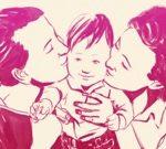 Mères lesbiennes, bisexuelles, queer et/ou trans* recherchées