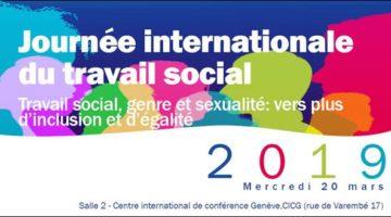Travail social, genre et sexualité: vers plus d'inclusion et d'égalité